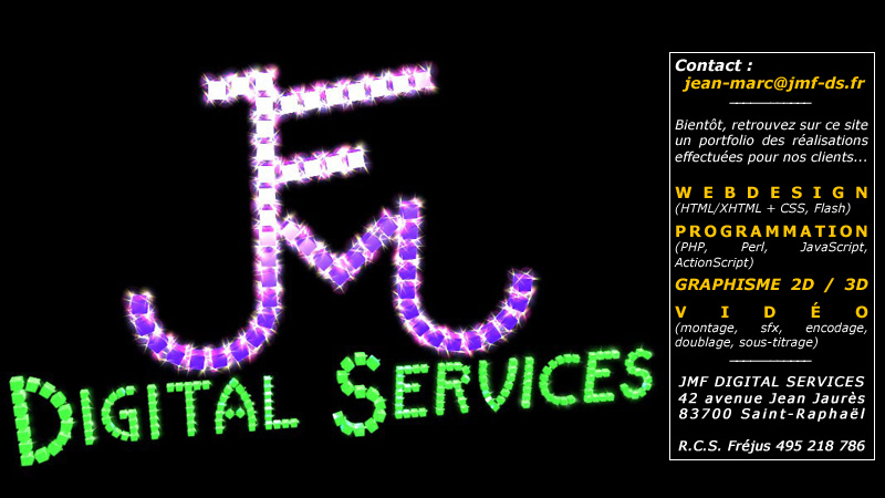 JMF DIGITAL SERVICES